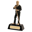 Pool / Snooker Player Trophy