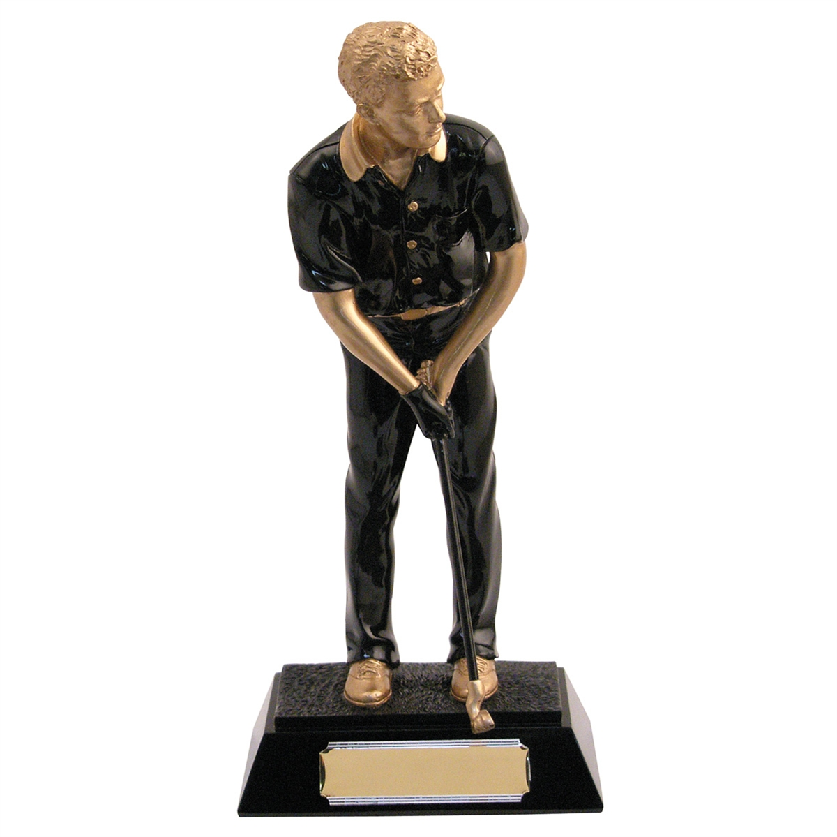 Golf Action Player Trophy