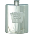 Poker Hip Flask - 6oz