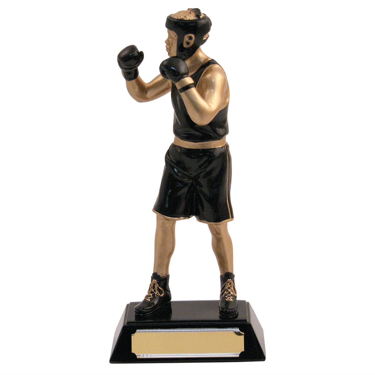 Boxing Action Figure Trophy