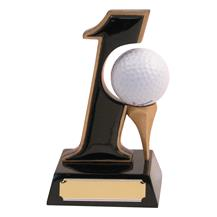 No. 1 Gollf Award