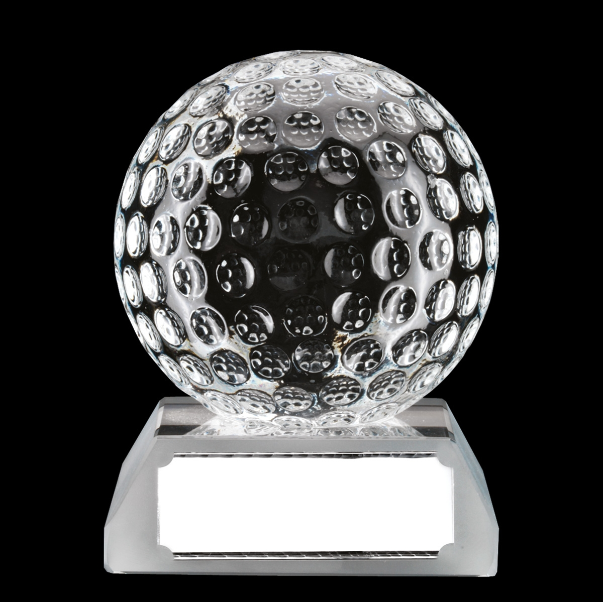 3D Ball Golf Trophy