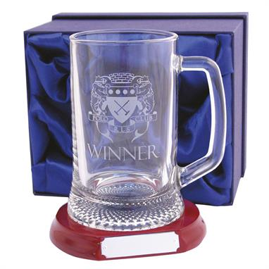 Birthday Glass Tankard