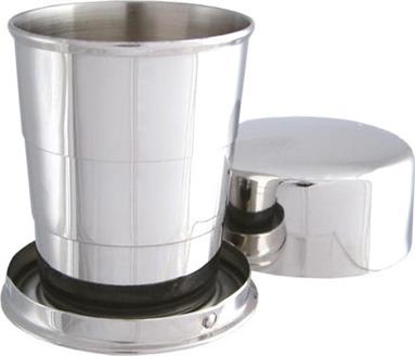 Collapsable Stainless Steel Travel Cup