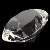 Beautiful Diamond Paperweight Dia Paperweights