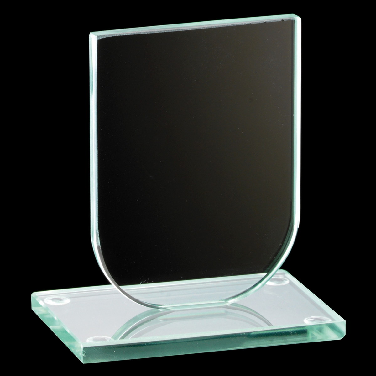 Jade Collection Glass Shield