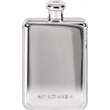 Hallmarked Silver Hip Flask