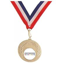 New Little Kickers Budget Medal and Ribbon