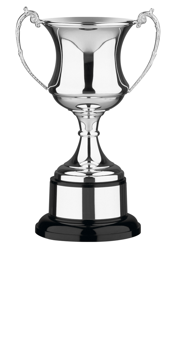 Silver Plated Tenby Trophy 655