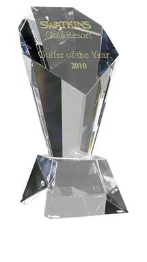 AC10  Optical Crystal Award