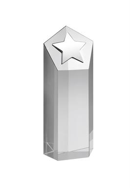 AC117 Optical Crystal Star Award