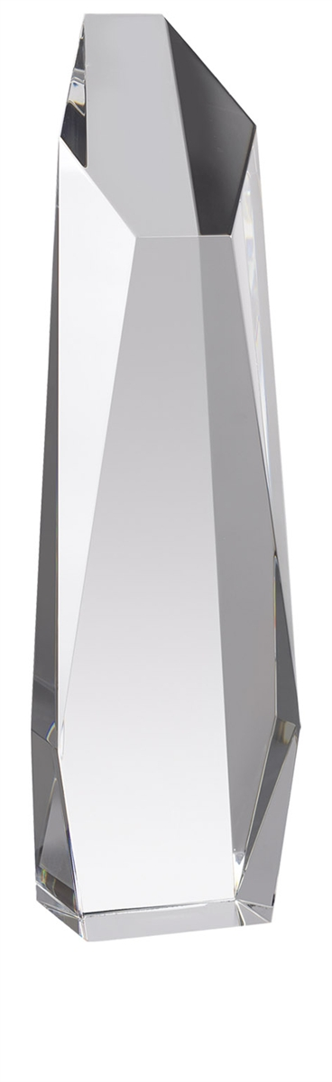 AC43 Clear Optical Crystal Award