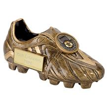 A1305BG Gold Premier Football Boot