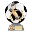 XP003B 2D Goalkeeper Football Trophy