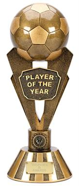 A1384-01 Player of the Year Football Trophy