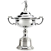 BT470 Pewter Golf Lid Trophy