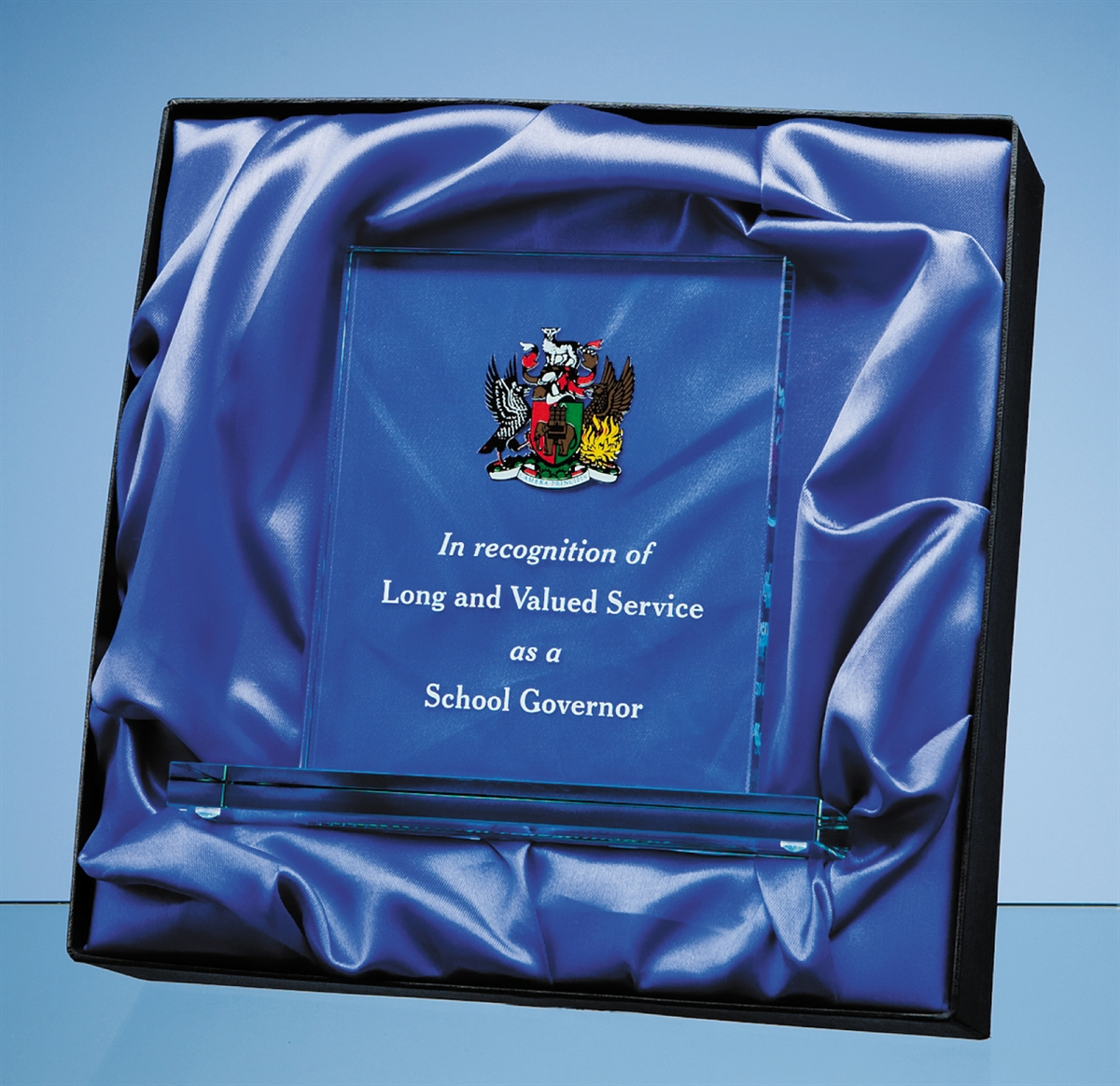 Silk Lined Presentation Box for Awards