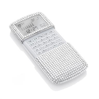 Swarovski Crystals Clear Calculator
