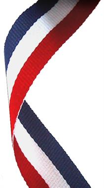 Red White and Blue Ribbons MR001