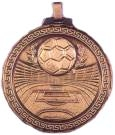Faceted Medal - Smart Football Stadium Design