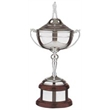 Magnificent!  Silverplated Golf Challenge Cup