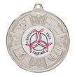MM2106S Four Province Medal Series Silver 50mm