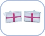'England Flag' Cufflinks