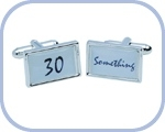 '30/Something' Cufflinks