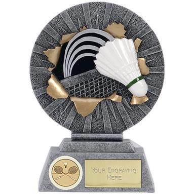 XP079A X-Plode5 Badminton Award