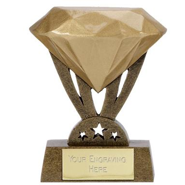 A1340 Mini Diamond Award