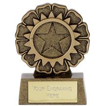 A1337 Mini Star Rosette Award