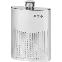 Mackintosh Pewter 6oz Hip Flask