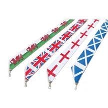 New Flag Neck Ribbons