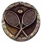 Tennis Quality Medal
