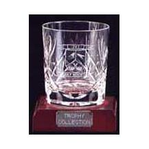 Knighton Crystal Whiskey Glass