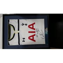 Signed Spurs Shirt