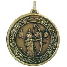 Laurel Series Economy  Medal - Archery