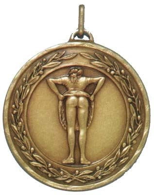 Laurel Series Economy  Medal - Bottom