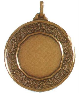 Multi Activity Faceted/Economy Medal