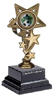 Bronze Gold Star Trophy H022T