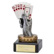Cards Poker Trophy 137A_FX018