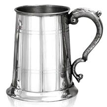 1 Pint Pewter Tankard EP003