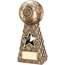3 Sizes 15cm-26cm Resin Football Trophy Award RF271