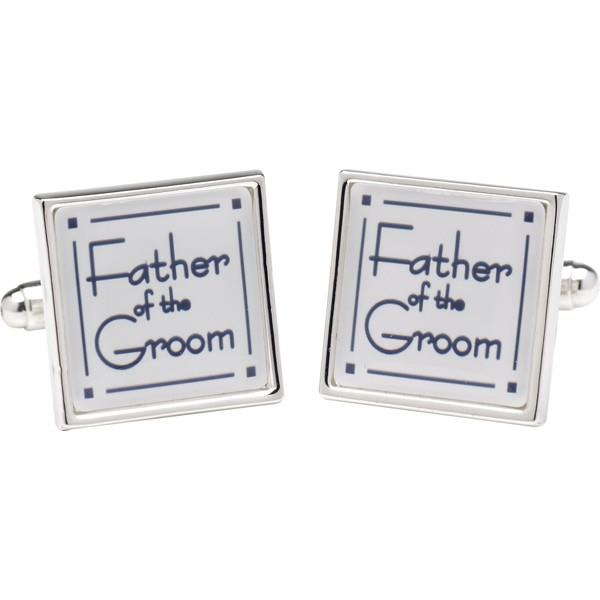 Father of the Groom Cufflinks CFL7023