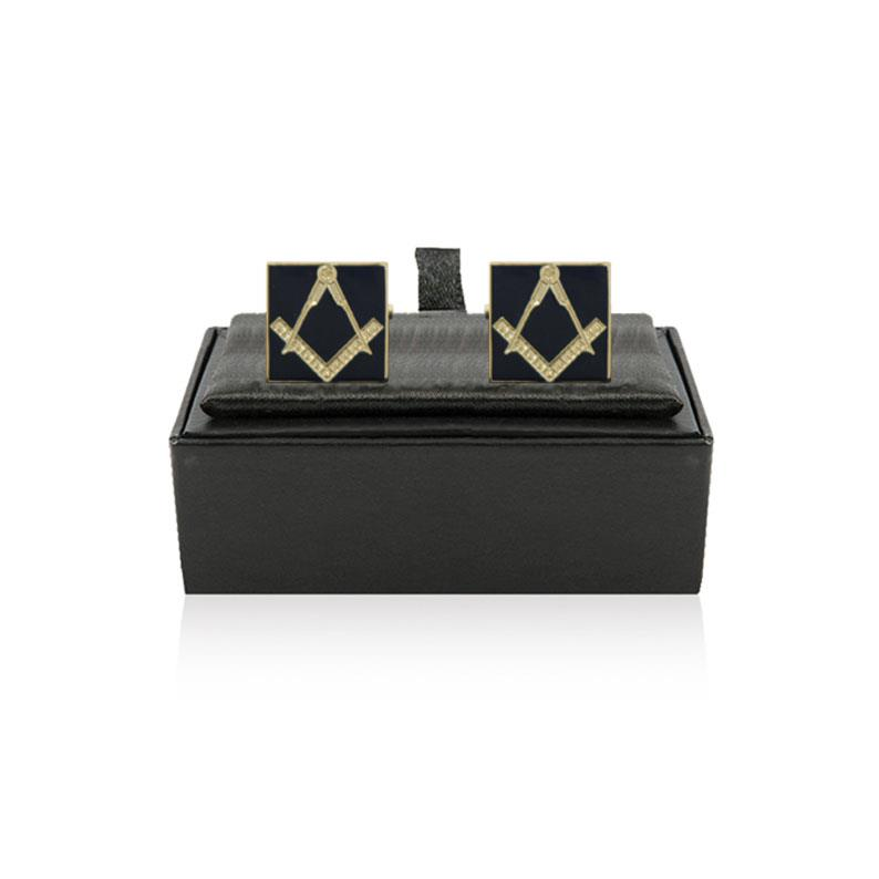 Masonic Cufflinks NoG