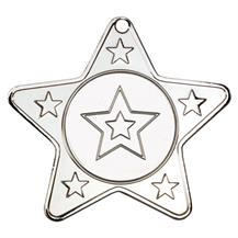 M10S Silver Star Medal