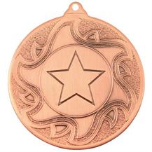 M13BZ Bronze Sunshine Medal 50mm