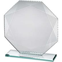 SL1A, SL1B, SL1C Jade Glass Octagon Award