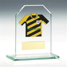 Printed Rugby Shirt Trophy