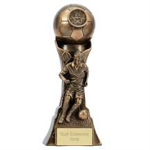 A4039A Male Football Trophy
